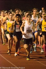 2015 XC Wilsonville Night Meet
