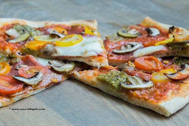Uuni2 pizza oven