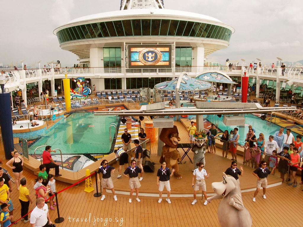 travel.joogostyle.com - Entertainment on Mariner of the Seas