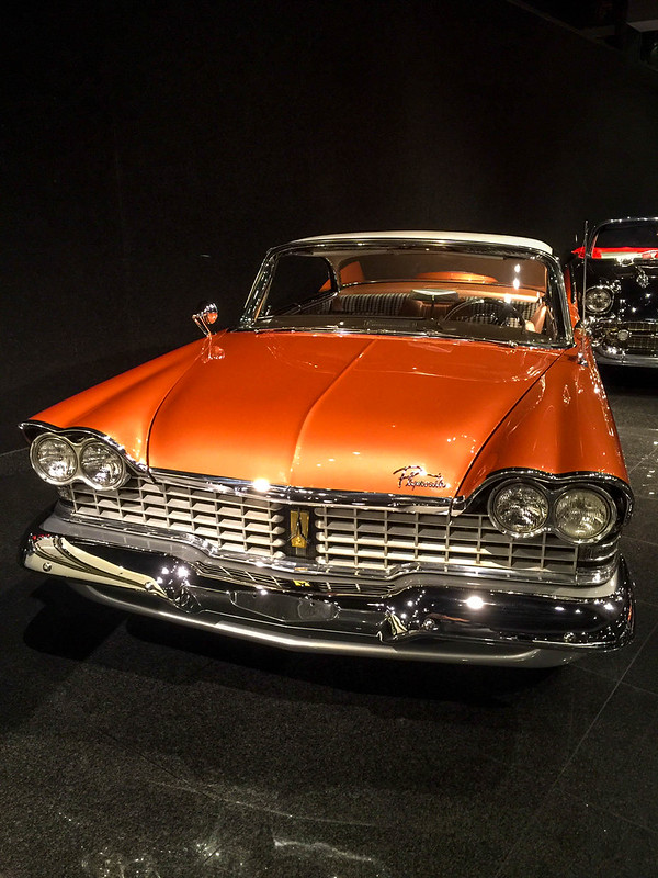 03.06. Blackhawk Automotive Museum