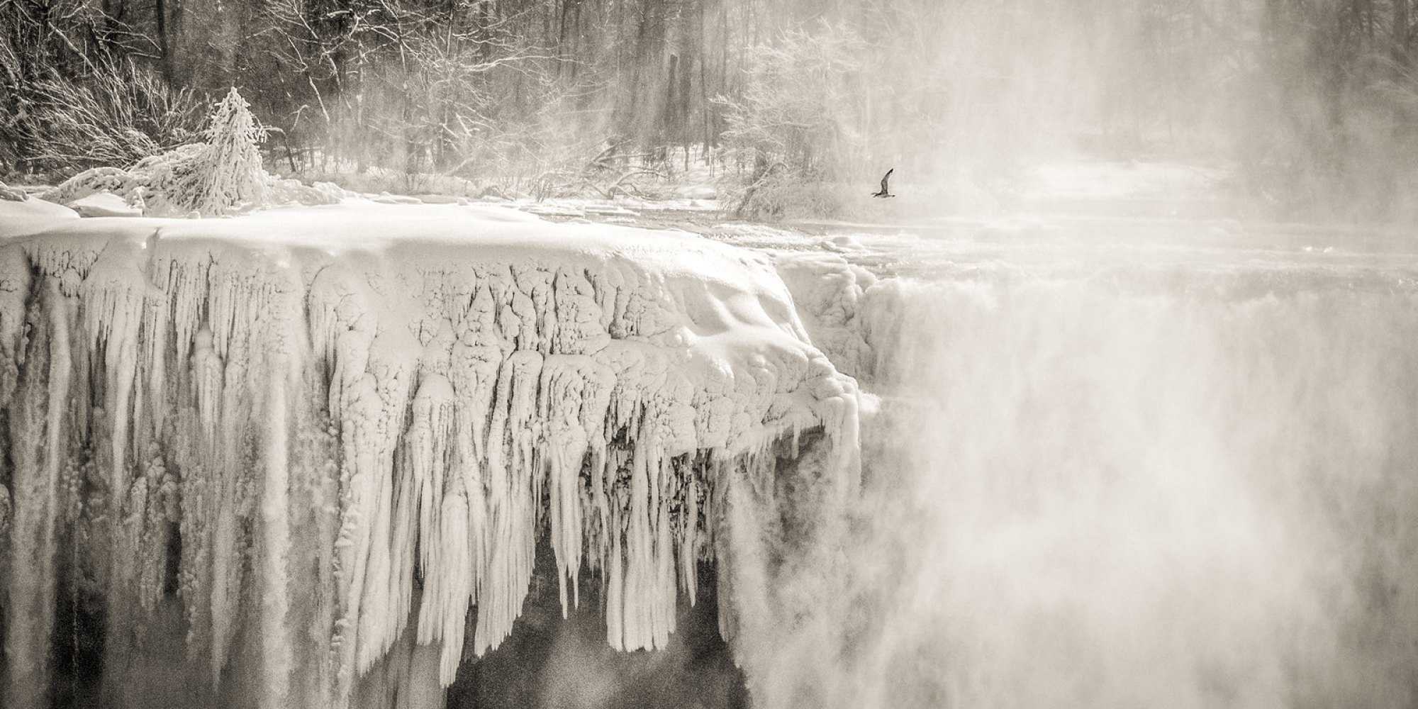 From the Archives - Frozen Falls