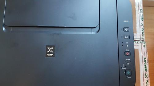 ปุ่มควบคุมต่างๆ บนตัวเครื่อง เพื่อกรณีใช้งานแบบ Standalone