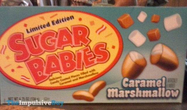 Limited Edition Caramel Marshmallow Sugar Babies