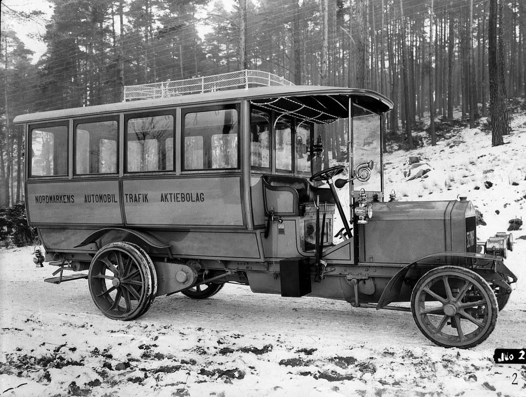 Scania Nordmarksbus