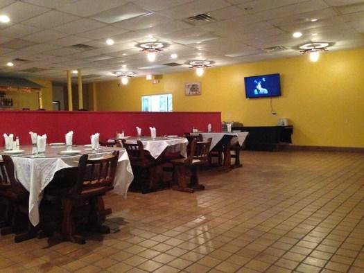 Taste of India Restaurant, Livingston AL