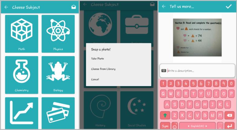 Snapask App 2