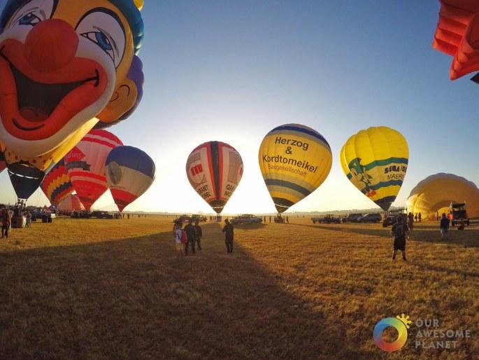 20th Philippine International Hot Air Balloon Fiesta