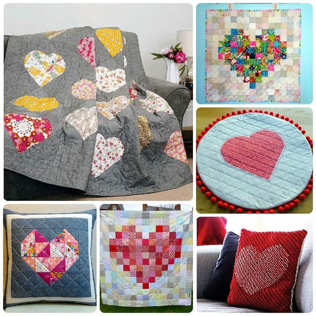 Hearts collage Feb16