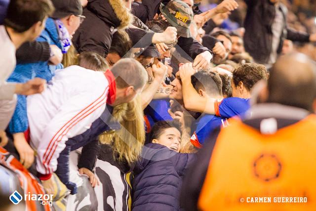 Liga BBVA. Jornada 28ª. R.C.Deportivo 3 - Málaga 3