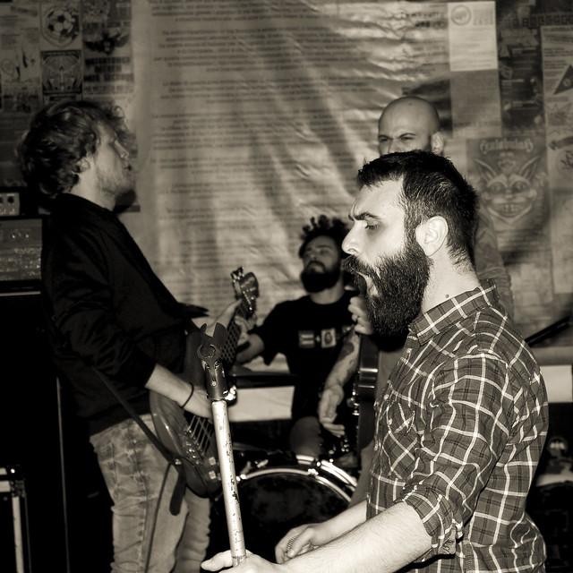 Jussipussi [live@Foa Boccaccio] 08.04.16, Monza