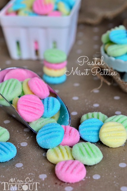Pastel Mint Patties