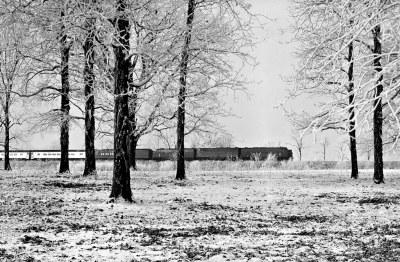 C&EI, Danville, Illinois, 1959