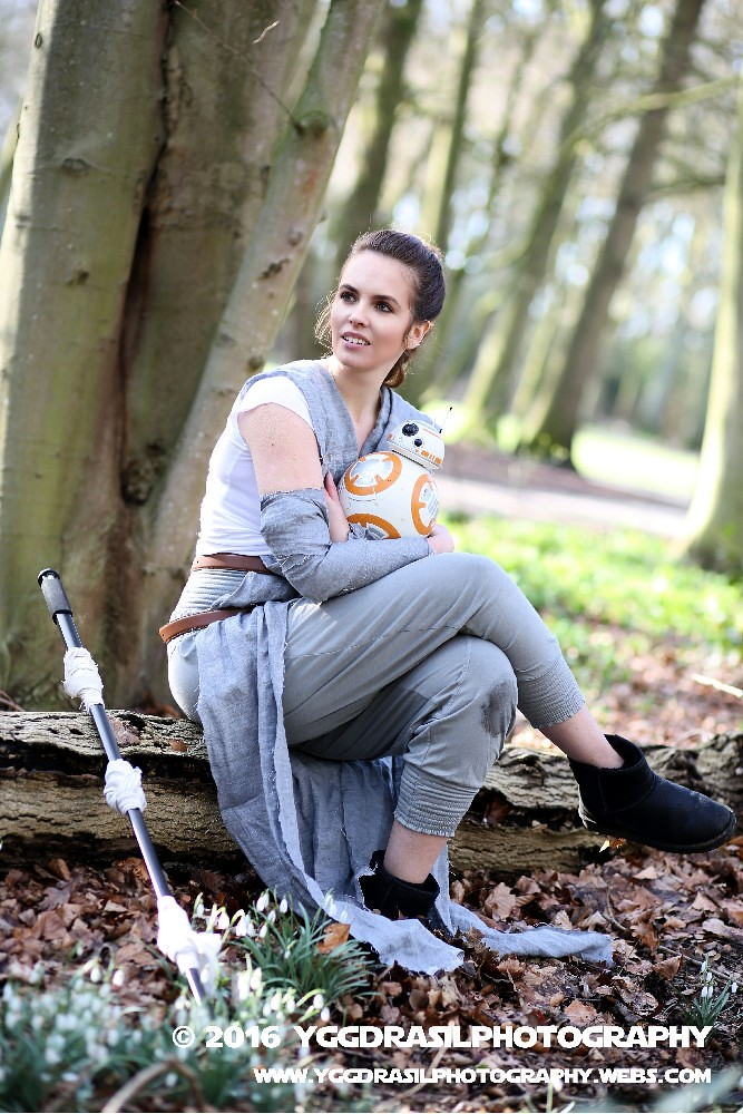 Star Wars Shoot with Daisy as Rey 2016 001