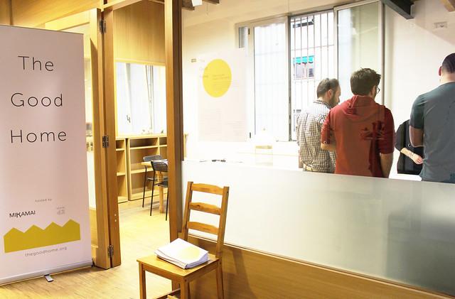 The Good Home at Fuori Salone, Milan