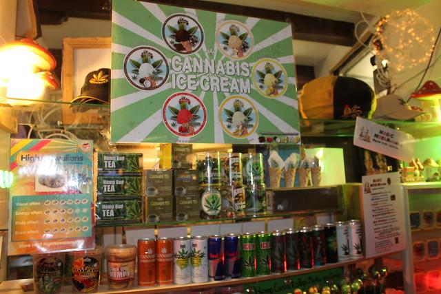 cannabis ice cream amsterdam