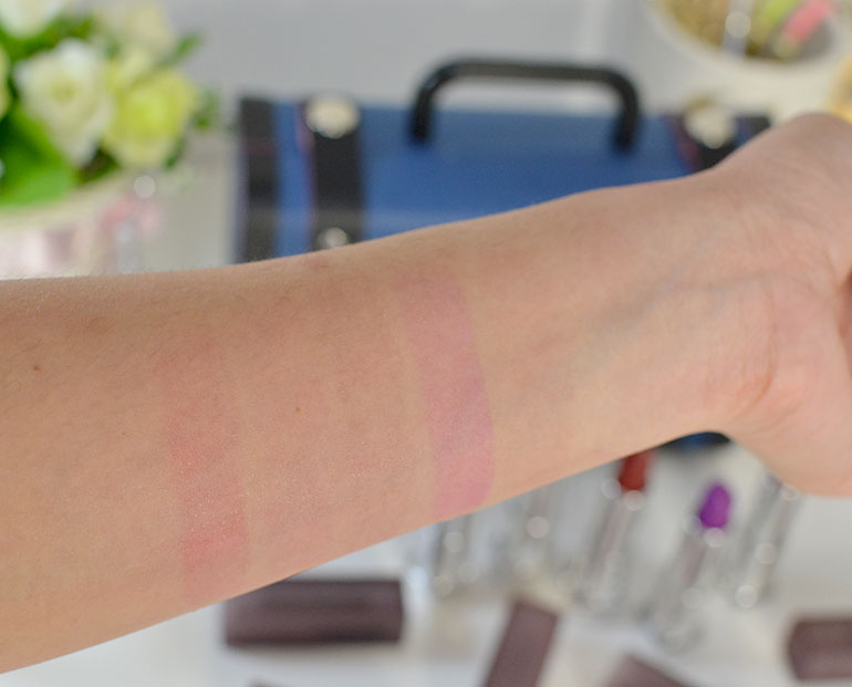 5 Maybelline Creamy Matte Lipsticks Review Swatches - Gen-zel.com (c)