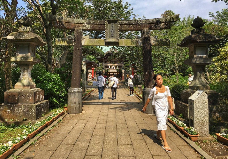 Enoshima Benzaiten