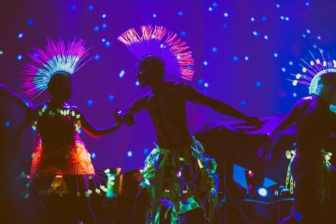 Malasimbo Lights and Dance Daloy Dance Company