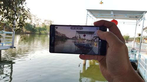 ลองใช้ Microsoft Lumia 950XL ถ่ายรูป
