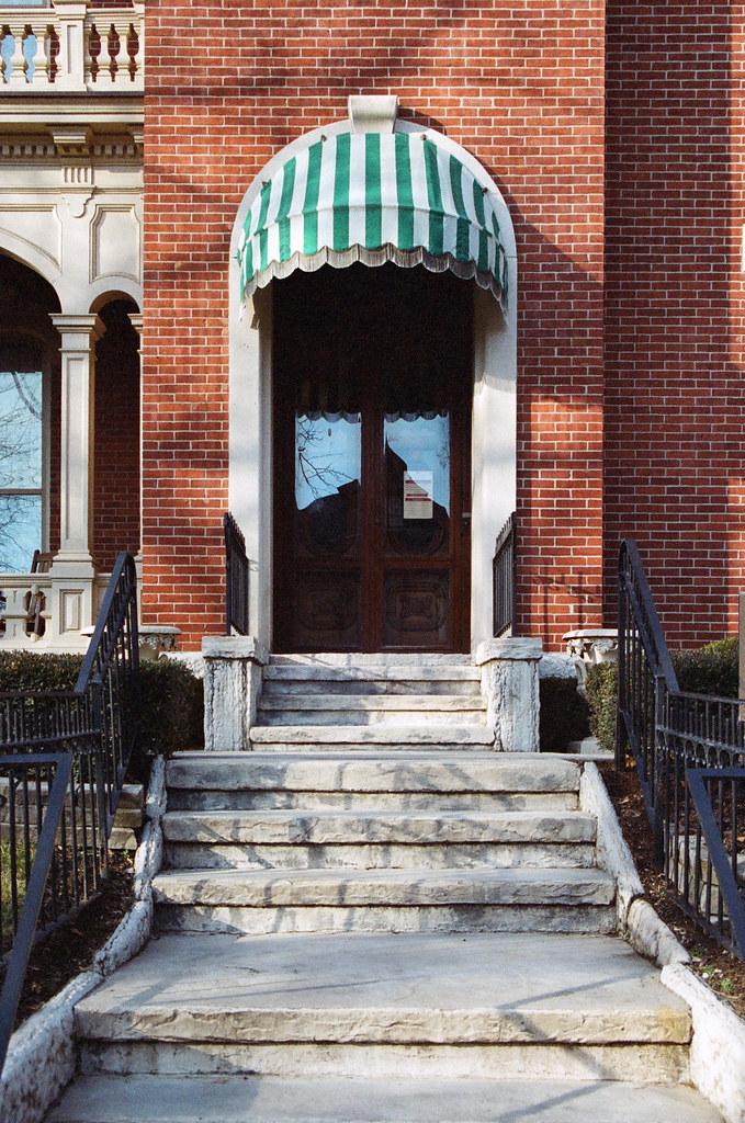 Riley entrance