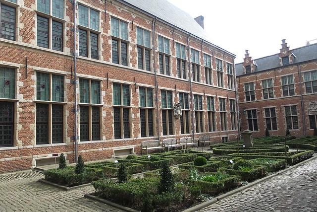 Plantin Moretus Antwerpen cityguide