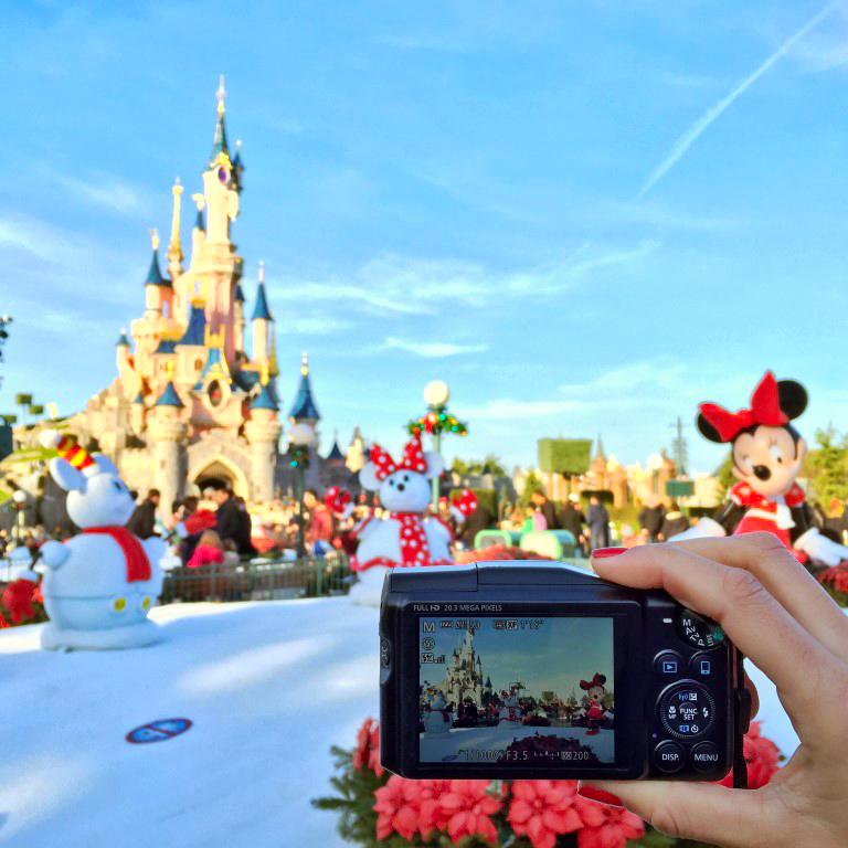 Canon SX710 HS en Disneyland Paris
