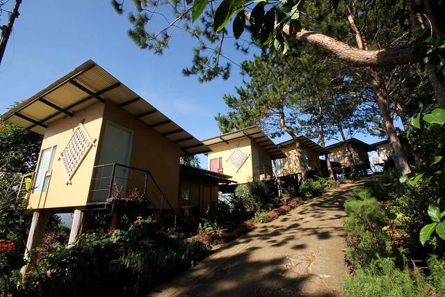 Mt. Apo Highland Resort - Hillside