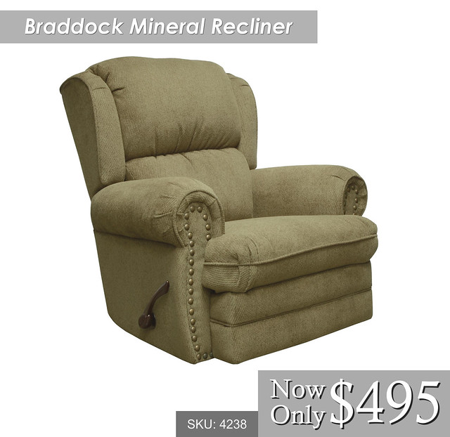 Braddock Mineral Recliner