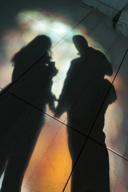 Love Shadow, Fontevraud Royal Abbey.