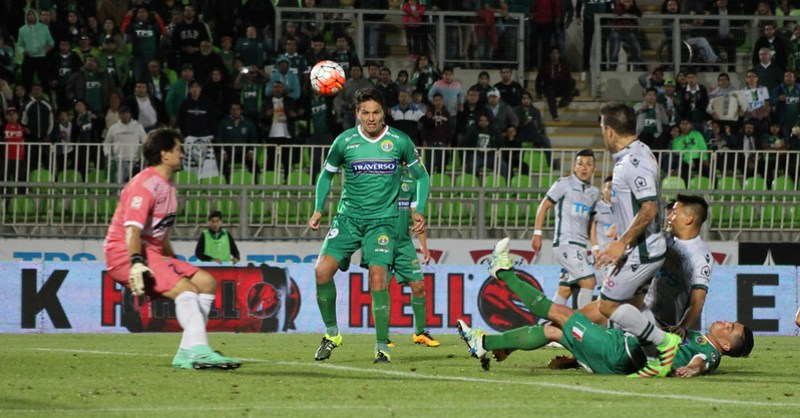 Santiago Wanderers 2-2 Audax Italiano