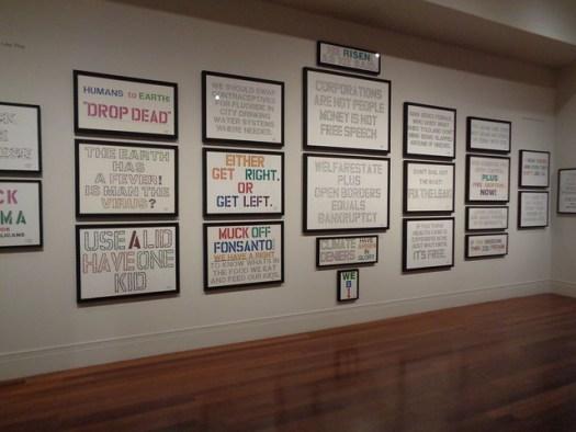 Jim Roche : Cultural Mechanic Exhibit at the Ogden