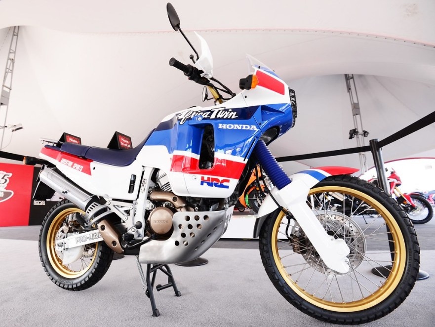 Honda Speedway Show 1988 650 Africa Twin