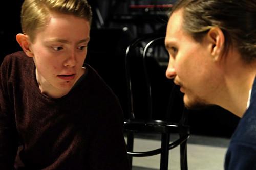 Jacob Hermansson och Johan Wåhlin