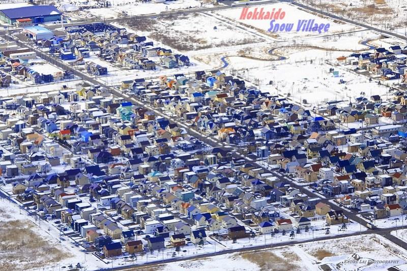 北國雪鄉(Hokkaido Snow Village)