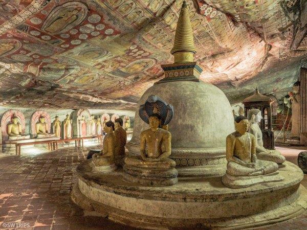 Golden Temple of Dambulla - Dambulla, Sri Lanka.jpg