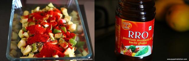 punjabi mango pickle 4