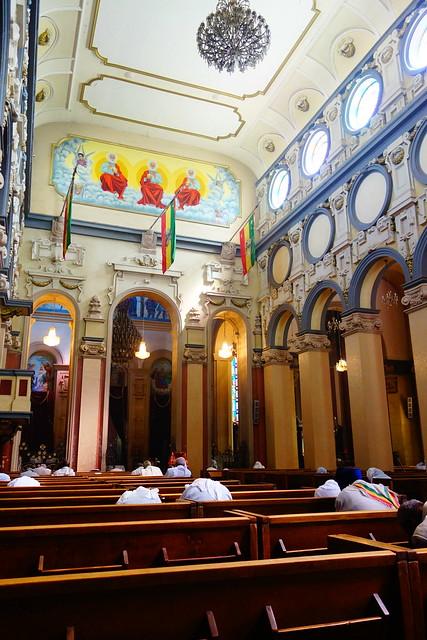 三位一体教会。