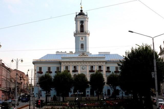 que ver en Chernivsti