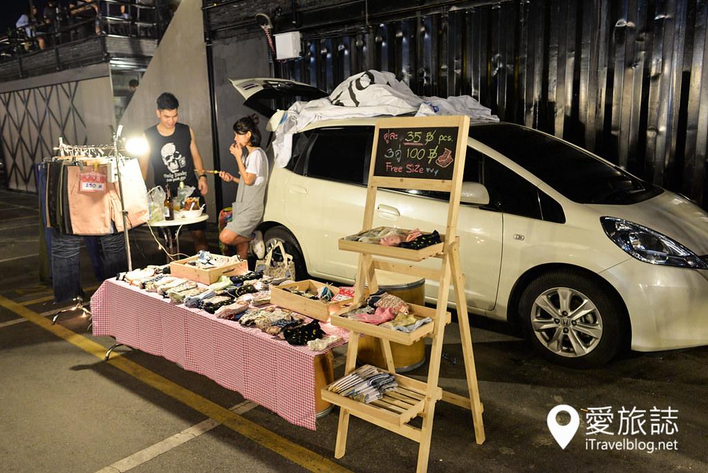 曼谷拉差达火车夜市 Train Night Market Ratchada 41