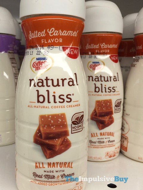 Nestle Coffee-mat Salted Caramel Natural Bliss Creamer