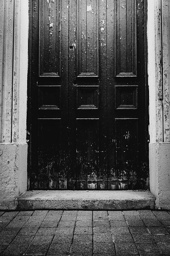Old Door - Hyères