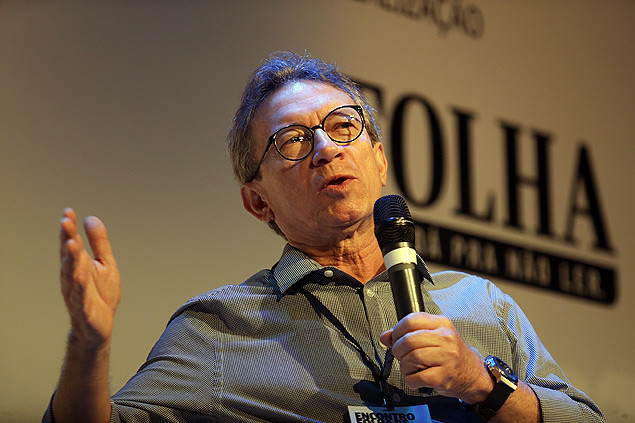Lúcio Flávio Pinto. Foto - Danilo Verpa/Folhapres