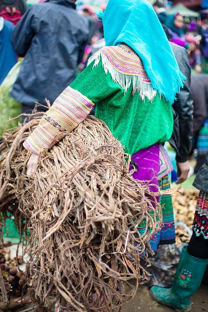 Bac Ha Sunday Market 20