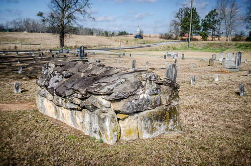 Ebenezer Methodist Church and Cemetery-017