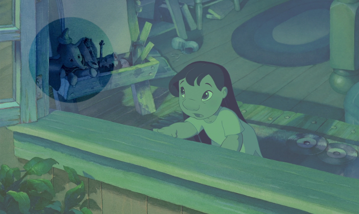 Lilo & Stitch Dumbo