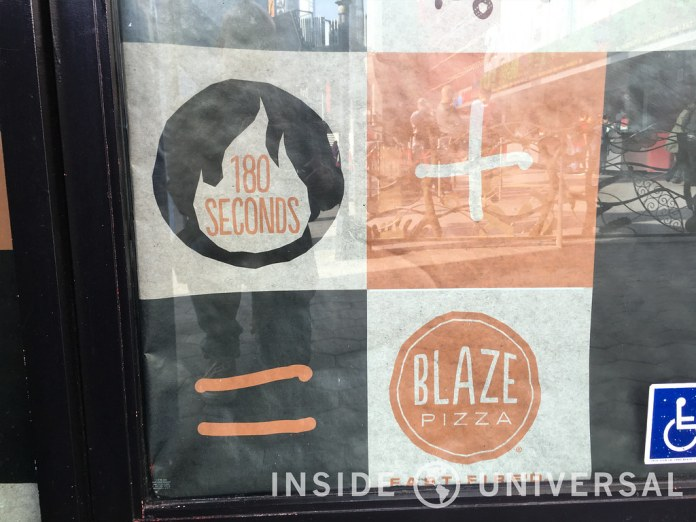 CityWalk's Hollywood Pizza & Gelato will be replaced by Blaze Pizza