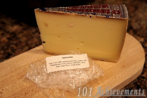 February Cheese of the Month - Swiss