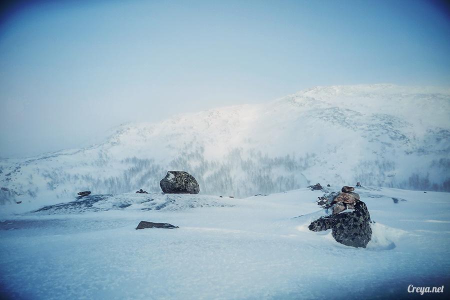 2016.02.23| 看我歐行腿 | 阿呀~一不小心就從瑞典到了挪威, Narvik 小鎮遇見地理課本中的峽灣 11.jpg