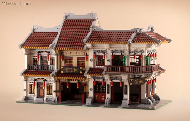 Modular Building Chinatown