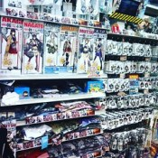 #Anime #Toy #heaven in #Tokyo #Japan #Throwback #Photo #Solo #backpacker #Traveling the world continuously almost 4-years #RTW #budget #travel #tips #backpacker #KAD #TroyTravels #rtwexperiences #TroyHendershott www.rtwexperiences.com